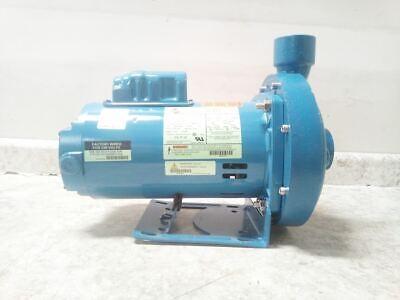 Goulds Water Technology 2mc1e1e0 1 Hp 3500 Rpm 120240vac Centrifugal Pump
