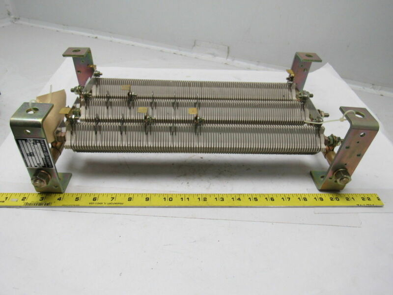GE General Electric 284A451 IC9033 Power Resistor Assembly set