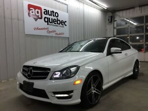 2015 Mercedes-Benz C-Class 350 4 MATIC / AMG PACKAGE
