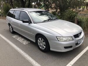 2005 Holden Commodore VZ Executive 4 Speed Automatic Wagon