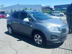 2013 Holden Trax Wagon 30000km Coopers Plains Brisbane South West Preview