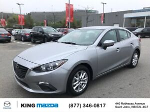2016 Mazda 3 GS Auto..Lots of Factory War..New Tires..Air..He...