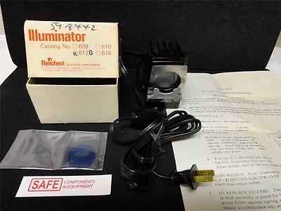 Microscope Illuminator Sub-stage Light 612 600 610 Ao Starlite Reichert A22
