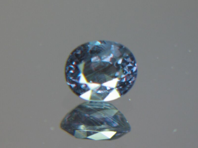 1.36CT NATURAL UNTREATED BLUE TO PURPLE RED EAST AFRICAN COLOR CHANGE GARNET