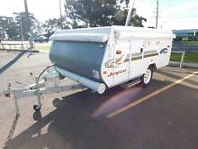 2003 Jayco Finch Pop Top Campbellfield Hume Area Preview