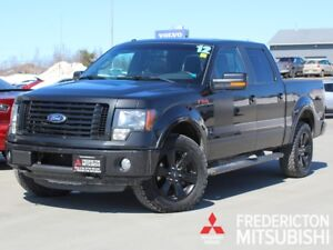 2012 Ford F-150 FX4 CREW | ECOBOOST | HEATED LEATHER | SUNROOF
