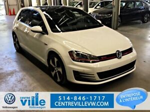 2016 Volkswagen Golf GTI PERFORMANCE+LEATHER PACK+TECHNO PACK (R