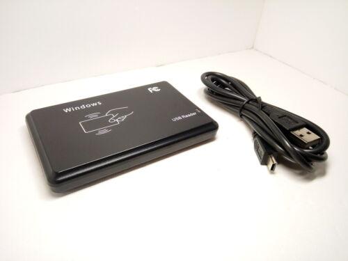 125Khz USB RFID Smart Card Reader Portable Contactless Proximity Sensor EM4100