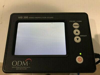 Odm Vis 300 Usb Video Fiber Optic Connector Inspection System