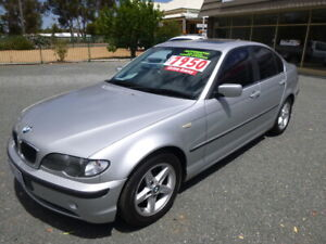 2002 BMW 3 Series 20i Katanning Pallinup Area Preview