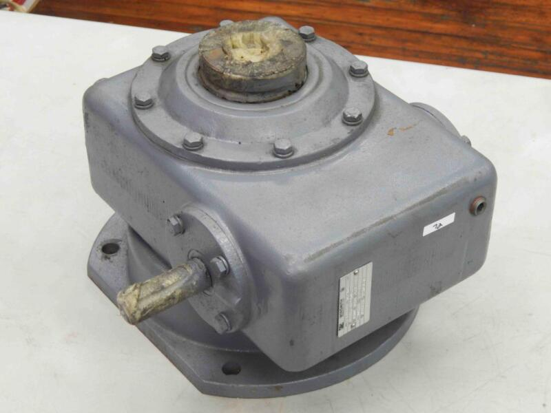 #72 Winsmith 7SF Gear Drive Speed Reducer 1800RPM 7.53HP Ratio 10 Transmission