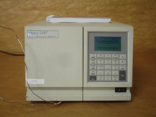 Waters 2487 Dual Absorbance Detector  #12091
