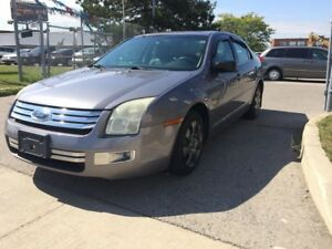 2006 Ford Fusion SEL,LEATHER,NO ACCIDENT,SAFET+3YEARS WARANTY IN