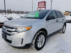 2013 Ford Edge SE CLEAN CAR PROOF !!  ONTARIO VEHICLE !!