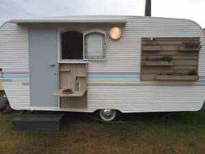 Caravan Shepherds Hut Spare Room/Granny Flat Conversion Party Pad Forster Great Lakes Area Preview