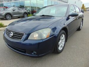 2006 Nissan Altima 2.5 S MAGS BAS KM LOW KM VERY CLEAN