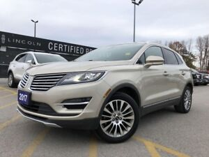 2017 Lincoln MKC Reserve AWD|NAVIGATION|HEATED SEATS|POWER LI...