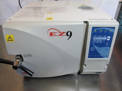 Tuttnauer 2340ea Ez9 Autoclave Dental Medical Sterilizer Instrument Sterilizing