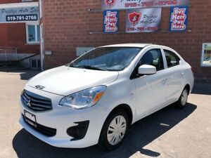 2017 Mitsubishi Mirage G4/ONE OWNER/NO ACCIDENT/CERTIFIED/WARRAN