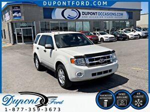 2011 Ford Escape AWD XLT - 4 X 4 - V-6 - 3.OL - ATTACHE REMORQUE