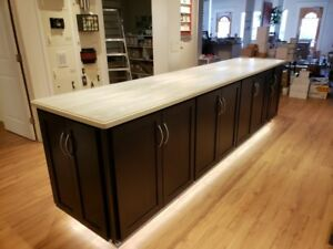 Decoste Kitchen Island