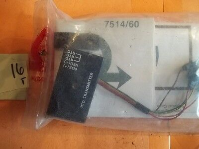 New Pyco Rtd Transmitter 23-7514 Bin83