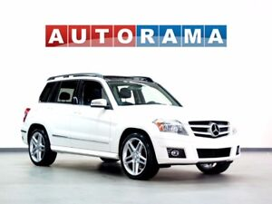 2010 Mercedes-Benz GLK350 LEATHER PANORAMIC SUNROOF 4WD
