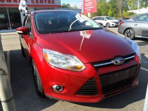 2014 Ford Focus SE* - $45.32WEEKLY! BLUETOOTH! CRUISE! HATCHBAC