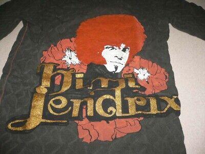 custo barcelona Crew Himi sweat shirts Jimi Hendrix sweatshirts shirts men M