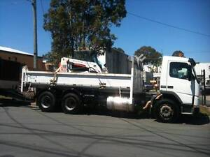 Excavator, Bobcat, Truck Combo for Sale  $114,000 incl GST Clontarf Redcliffe Area Preview