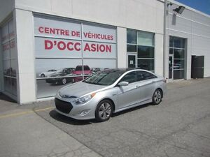 2013 Hyundai Sonata Hybrid HYBRID LIMITED LEATHER NAVIGATION