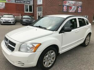 2010 Dodge Caliber SXT/ONE OWNER/NO ACCIDENT/CERTIFIED/WARRANTY