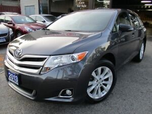 2013 Toyota Venza SPORT-UTILITY-BLUE-TOOTH-IP-CON