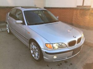 2002 BMW 330i, 153Kms //M Wheels, Leather $5,900 OBO