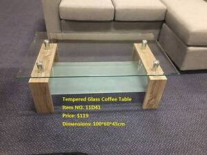 Brand New Coffee Tables start from $79 to $149