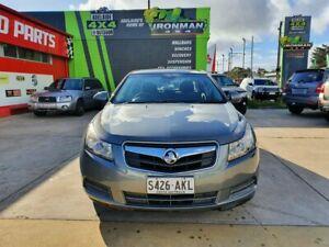 2010 Holden Cruze JG CD Silver 6 Speed Sports Automatic Sedan Morphett Vale Morphett Vale Area Preview