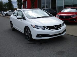 2014 Honda Civic Sedan Si BERLINE