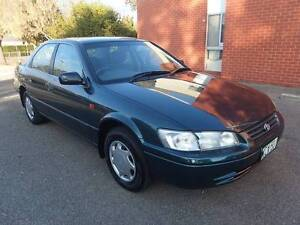 1998 Toyota Camry CSi 5 spd. Manual Sedan St Marys Mitcham Area Preview