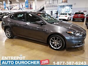 2014 Dodge Dart SXT - AUTOMATIQUE - AIR CLIMATISÉ