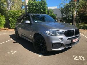2016 BMW X5 F15 xDrive30d Space Grey 8 Speed Sports Automatic Wagon