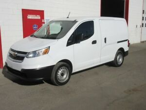 2015 Chevrolet City Express LT~ 90,000km~Divider w/safe~ $13,999