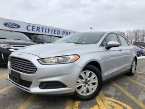 2014 Ford Fusion S KEYLESS ENTRY|ENGINE BLOCK HEATER|BLUETOOTH