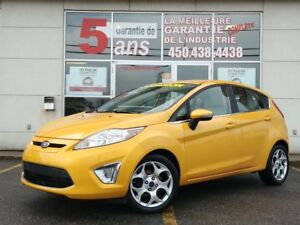 2011 Ford Fiesta 2011**SES**CUIR**TOIT OUVRANT**