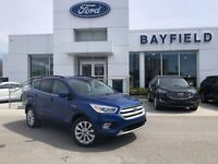 2019 Ford Escape SEL PANORAMIC VISTA ROOF|REMOTE VEHICLE STAR... Barrie Ontario Preview
