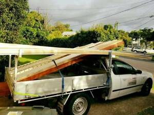 1 or 2 men with ute (furniture moving & rubbish removals)