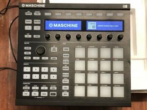 Native Instruments Maschine MK2 Groove Production Studio Black 21949 Read!