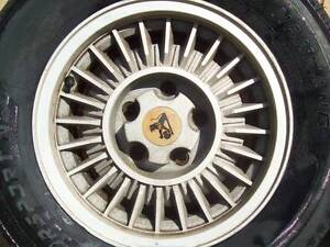 Holden 5 stud mags 215 65 14 radials 6JJ 14 Sutherland Sutherland Area Preview