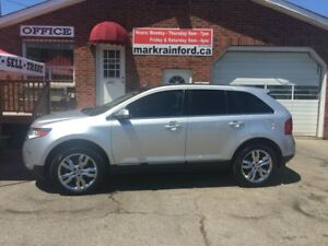 2013 Ford Edge Limited Navigation Pano Roof Heated Leather AWD