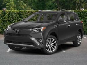 2018 Toyota RAV4 AWD Limited  - Navigation -  Sunroof - $230.24