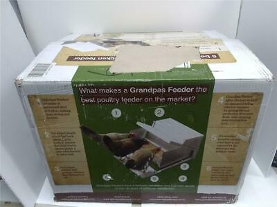 Grandpas Feeders Automatic Chicken Feeder Standard 40ib
